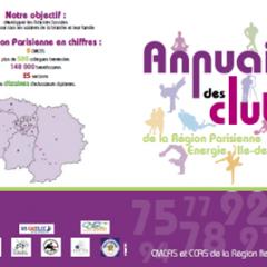 Annuaire des clubs de la Région Parisienne