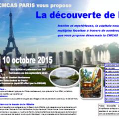 A la découverte de Paris