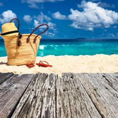 Merlimont : journée à la plage