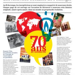 L'Almanach illustré des Activités Sociales de l'Energie