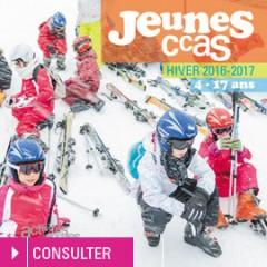 Catalogue Jeunes Hiver 2016-2017