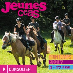 Catalogue Jeunes Printemps 2017