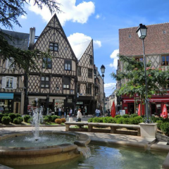 Deux jours à Bourges