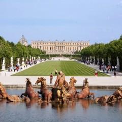 Journée à Versailles