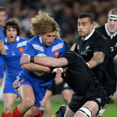 Rugby France / Nouvelle Zélande