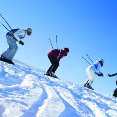 Semaine de ski à La Plagne