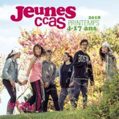 Catalogue séjours jeunes Printemps 2018