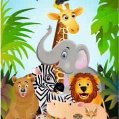 Une journée au zoo de Thoiry