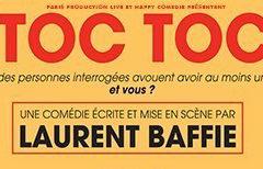 Pièce de théâtre TOC TOC