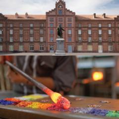 Familistère de Guise et musée du verre