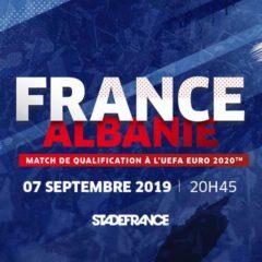 Football France / Albanie