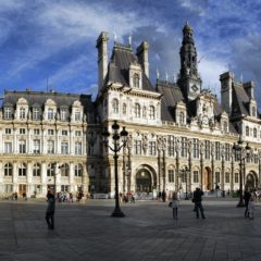 Visite de la Mairie de Paris et l'Hôtel des ventes Drouot
