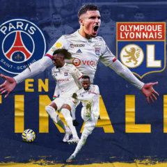 Finale Coupe de la Ligue PSG-OL