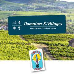 Domaines et Villages – Commande groupée Printemps 2020