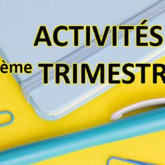 Activités inactifs 4ème trimestre 2020