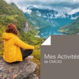 Lancement «Mes Activités»